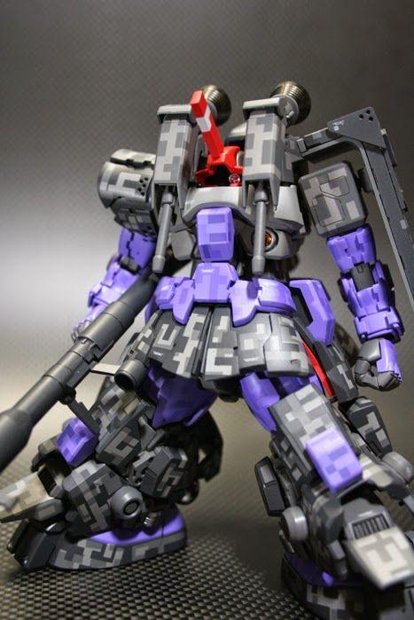 "HGUC 1/144 Dom ""Final Battle"" Custom Build - Gundam Kits Collection News and Reviews"