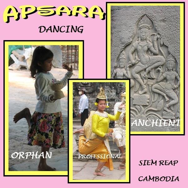 Apsara Dancing - Scrapbook.com