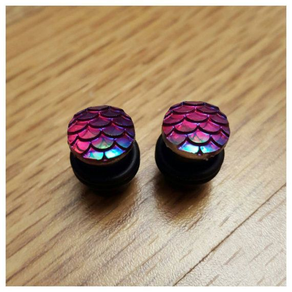Hey, I found this really awesome Etsy listing at https://www.etsy.com/ca/listing/253828293/gauge-ear-plugs-acrylic-0g-flesh-tunnel