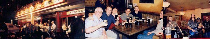 Brian O Neills Irish Pub and Restaurant - 5555 Morningside Drive, Houston, Texas 77005