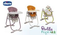Polly Magic : une chaise haute multifonctions