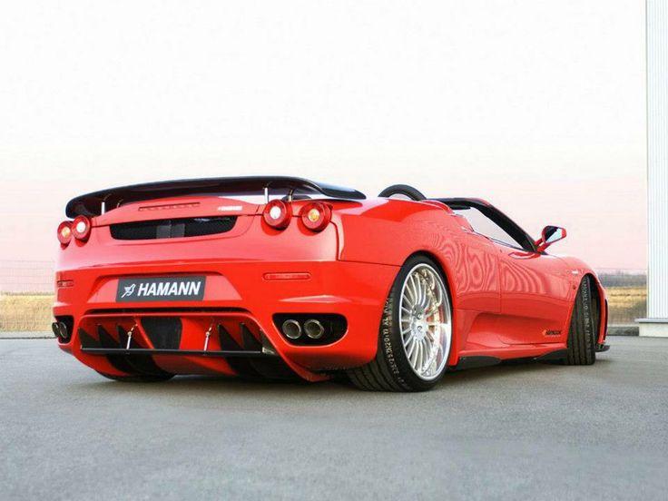 Hamann Ferrari