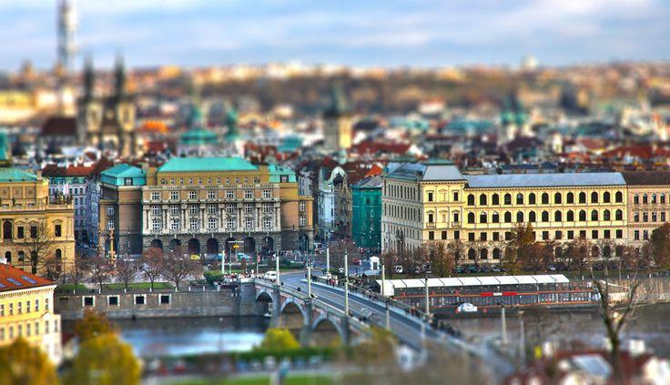 Prague by Daniel Jaremek on 500px