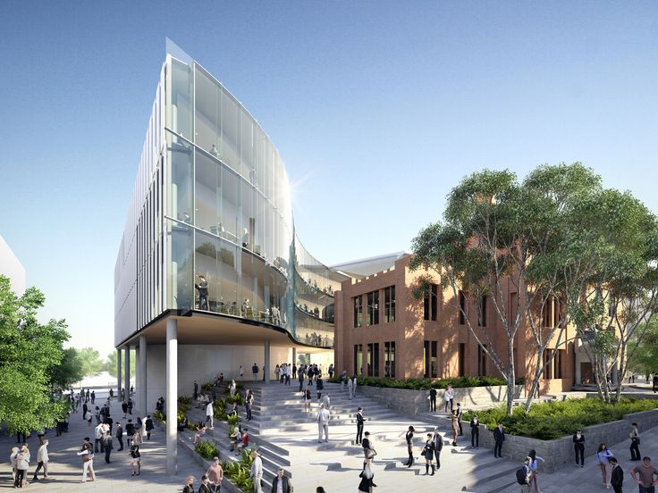 Faculty of Arts and Social Sciences / Bates Smart