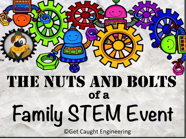 Do you do Family STEM Nights at your school? In this blog Get Caught Engineering shares tips, a timeline for planning, and resources for a successful STEM Family Night.