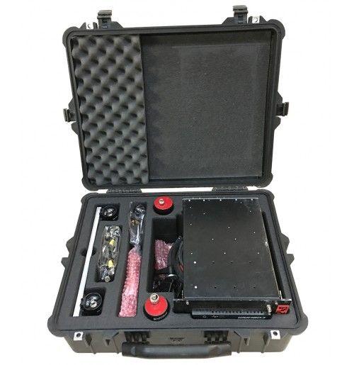 Foam Insert for Cobham 2U Receiver from Best Flight Cases