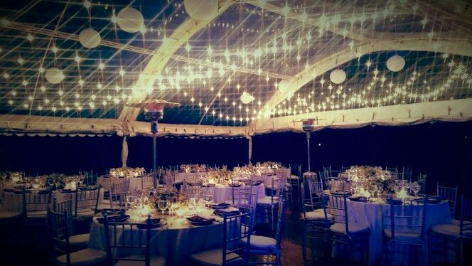 Carpa transparente boda campestre hacienda la selva