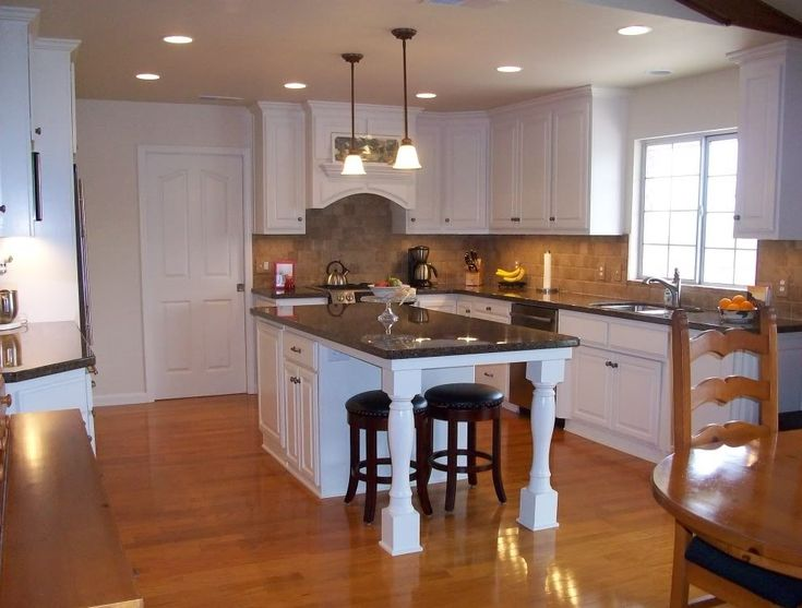 kitchen islands with seating - Google Search