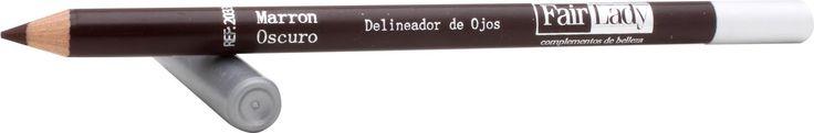 Lápiz Delineador de Ojos Color Chocolate oscuro  http://jaykay.openshopen.com.pa/c:menu-1/c:delineadores-de-ojos/lapiz-delineador-de-ojos-color-chocolate-oscuro