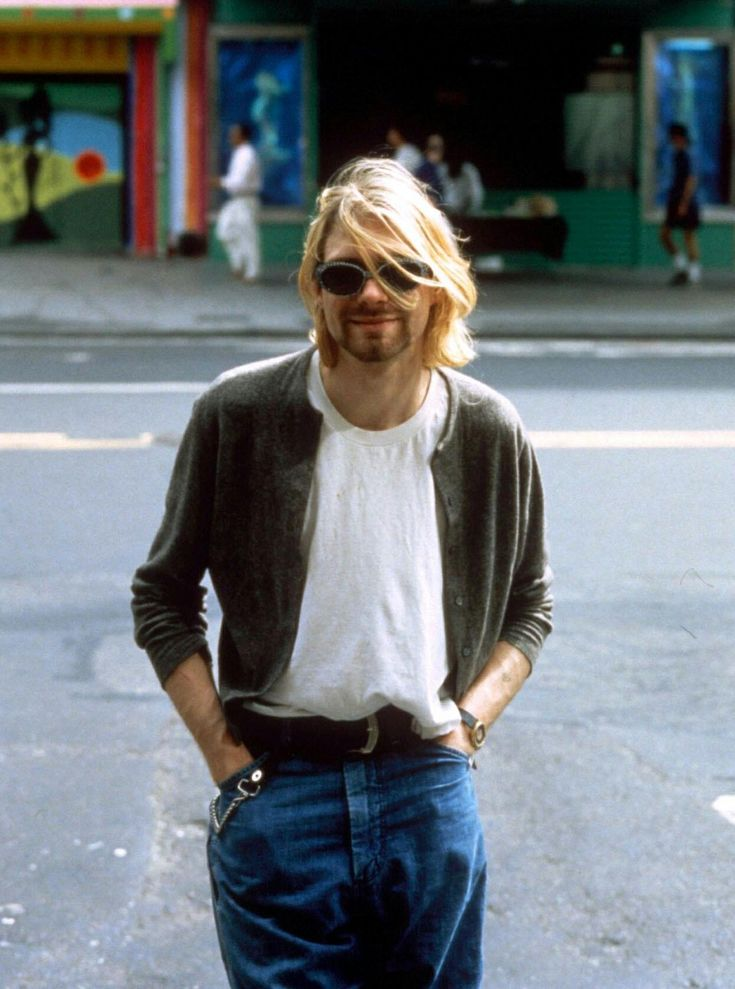 Kurt Cobain... (1993)