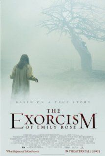 The Exorcism of Emily Rose ---- > <3 the girl who plays emily, Jennifer Carpenter... she is my new fav. horror actress! she freakin rocks!!! awesome in everything ive seen her in!