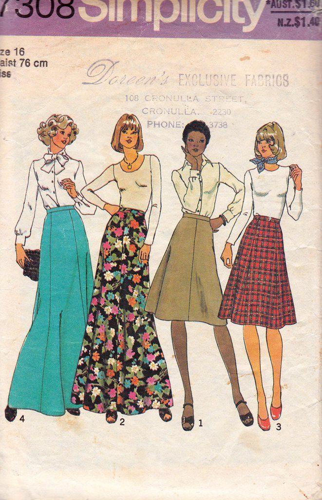 7089 besten Vintage Sewing Patterns from allthepreciousthings Bilder ...