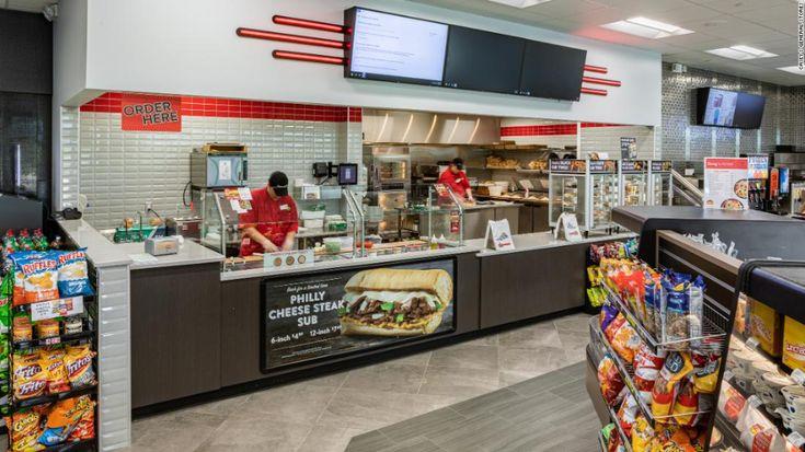 America's new favorite restaurants are Wawa, Sheetz and 7