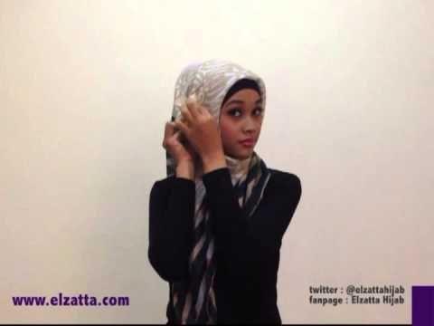 Cara Memakai Jilbab Elzatta  Baiklah, langkah pertama dalam cara memakai jilbab segi empat, persiapkan terlebih dahulu bahan-bahan yang akan...
