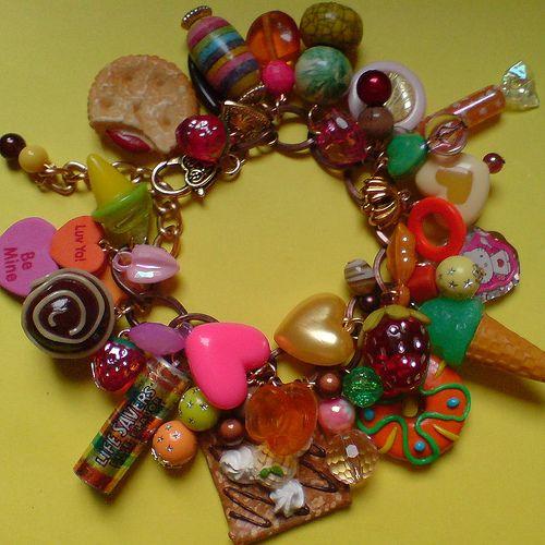 Yummy Yummy In My Tummy Bracelet Bracelets Craft And Beads