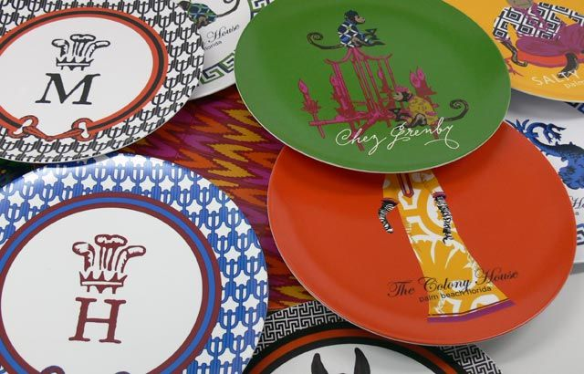 Home Decor Online Plates Accesories