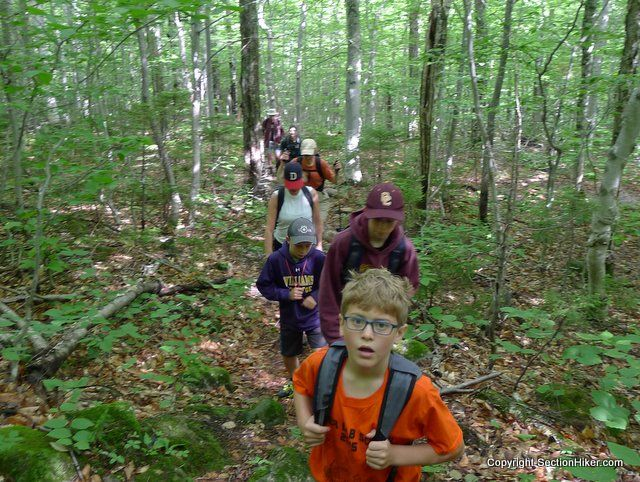 How to Become a Hiking Leader at the Appalachian Mountain Club's Cold River Camp - http://sectionhiker.com/how-to-become-a-hiking-leader-at-the-appalachian-mountain-clubs-cold-river-camp/
