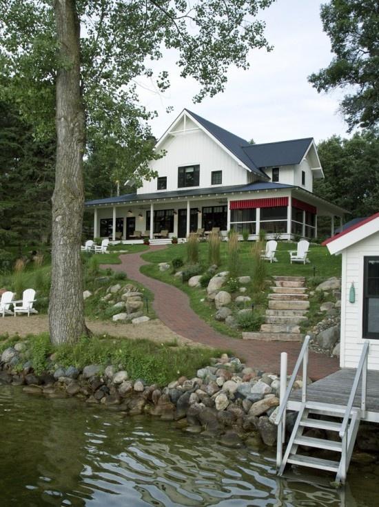 Lake House Decorating Ideas: 27 Best Lake House Decorating