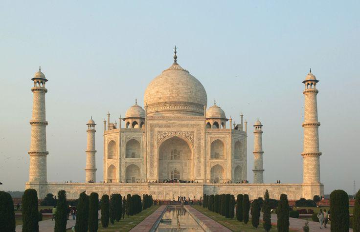 Nueva Maravilla: Taj Mahal, Agra