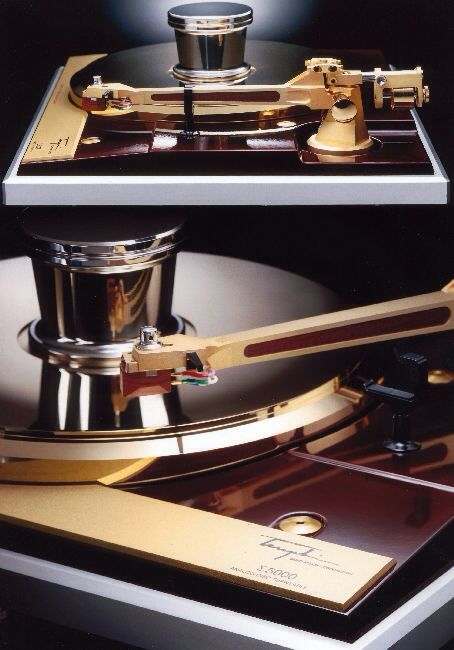 Takeshi Teragaki #Tonearms