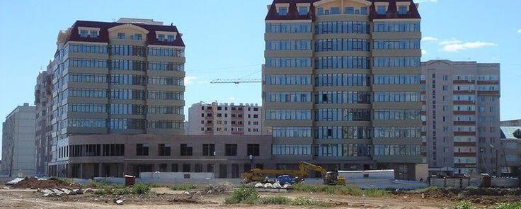 Adiva Yapı - Kazakistan Projeleri