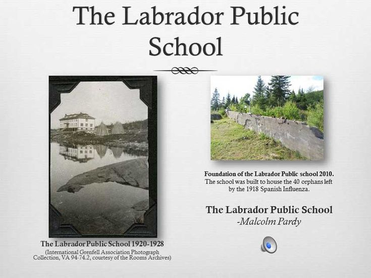 Muddy Bay - Labrador Public School