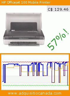 HP Officejet 100 Mobile Printer (Office Product). Drop 56.768850597743%! Current price C$ 129.46, the previous price was C$ 299.46. https://www.adquisitiocanada.com/hewlett-packard/photo-printer-color-ink