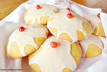 Scottish sweet buns