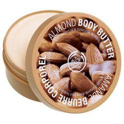 Body Shop Almond Body Butter
