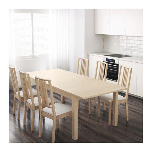 die besten 25 ikea esstisch ausziehbar ideen auf pinterest wei e esszimmer bilderwand ikea. Black Bedroom Furniture Sets. Home Design Ideas