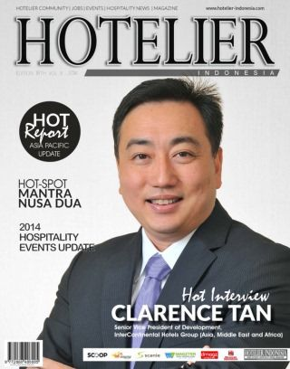 Hotelier Indonesia Edition 18 digital magazine - Read the digital edition by Magzter on your iPad, iPhone, Android, Tablet Devices, Windows 8, PC, Mac and the Web.