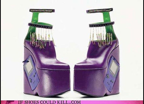 'If Shoes Could Kill' Showcases Most OUTRAGEOUS Footwear Ever (PHOTOS, POLL)