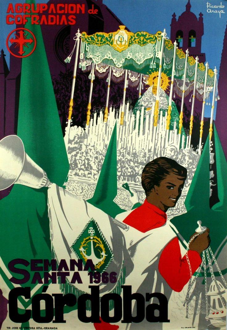Cordoba - Semana Santa - 1966 - (Ricardo Anaya) -