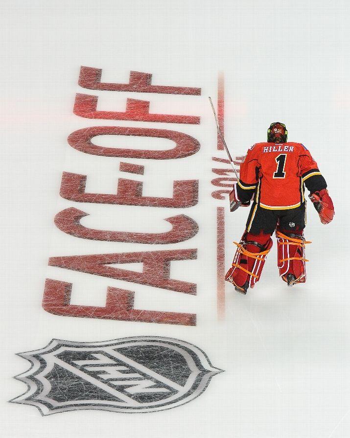 Jonas Hiller Pictures - Calgary Flames - ESPN