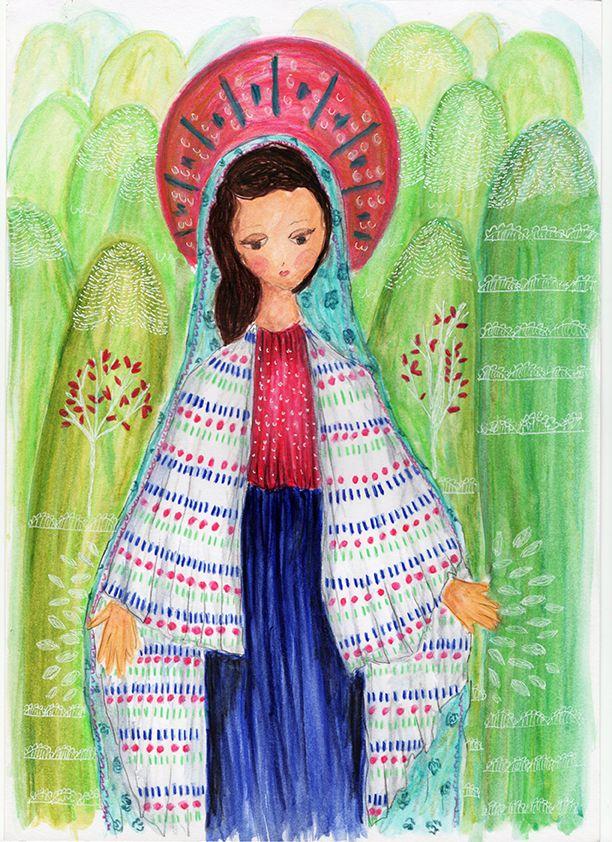 Virgen de Los Rayos