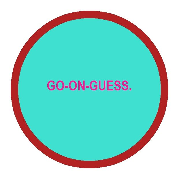 Kat's Switchphrase for October 3, 2013: GO-ON-GUESS. (Progress, nourish ambition, stop procrastinating, analyzing, waiting, do it.) I am presenting this in a Clarifying Power Sustaining Energy Circle. More on Switchwords at aboutsw.blueiris.org and on Energy Circles at ec.blueiris.org