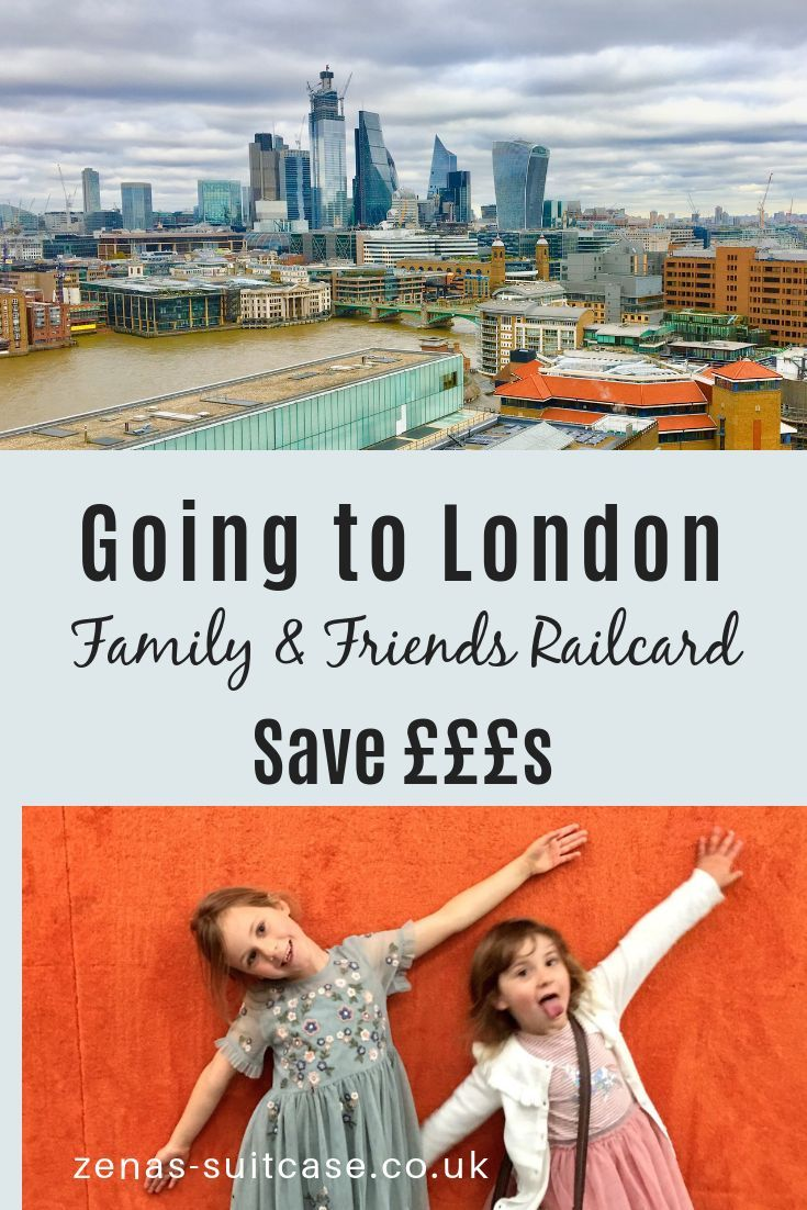 Going To London With The Family Friends Railcard Family Travel Blog Zena S Suitcase Travel Insurance Travel London With Kids