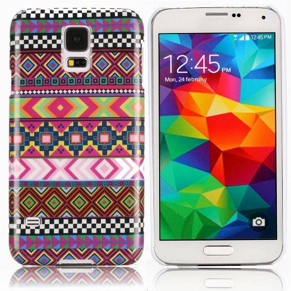 Tribal IMD craft hardcase hoes voor Samsung Galaxy S5