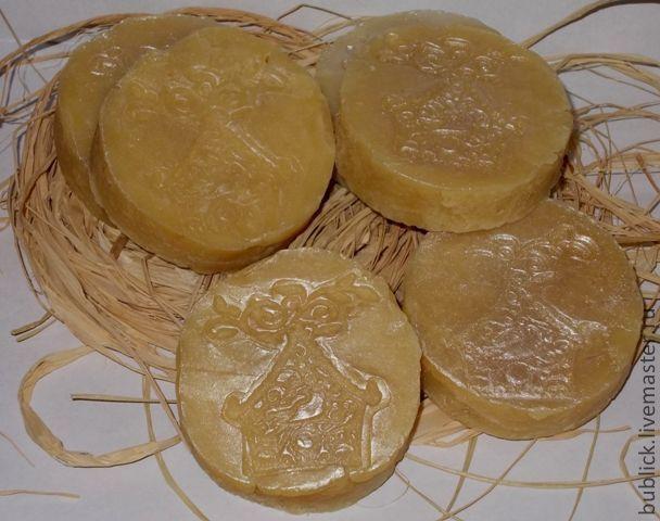 Купить мыло с нуля Ланолин и шелк - натуральное мыло, мыло с нуля, горячий способ, лимонный