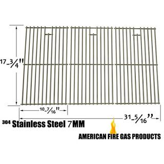 Grillpartszone- Grill Parts Store Canada - Get BBQ Parts,Grill Parts Canada: Broil Chef Cooking Grid | Replacement 3 Pack Stain...