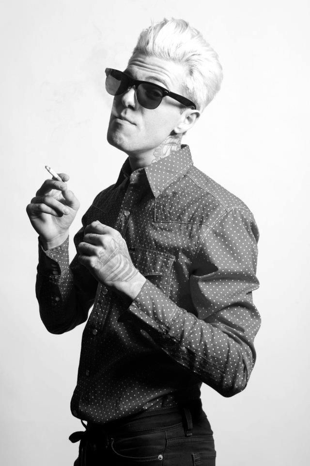 So stylish. Flawless (I wish he didn't smoke so I guess that's one flaw but otherwise he is flawless:) )