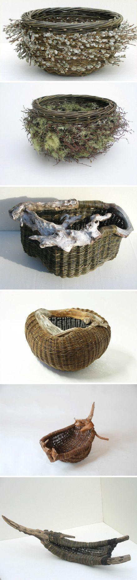 Joe Hogan Basket Maker – Traditional Irish Willow Baskets