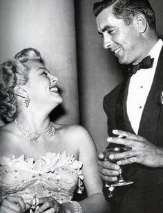 Tyrone Power with Lana Turner  King of 20 century FOX