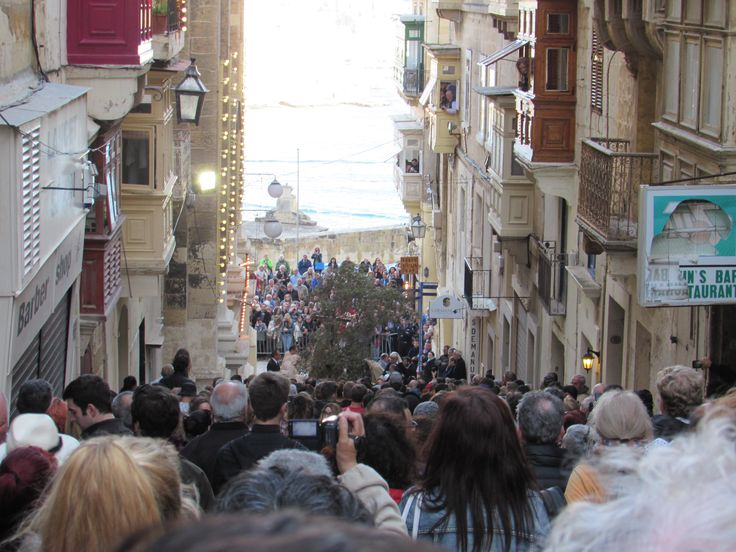 Good Friday. Malta