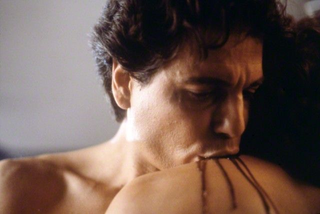 Chris Sarandon ( Fright Night ) OMG.... I would love to be Amy !!!