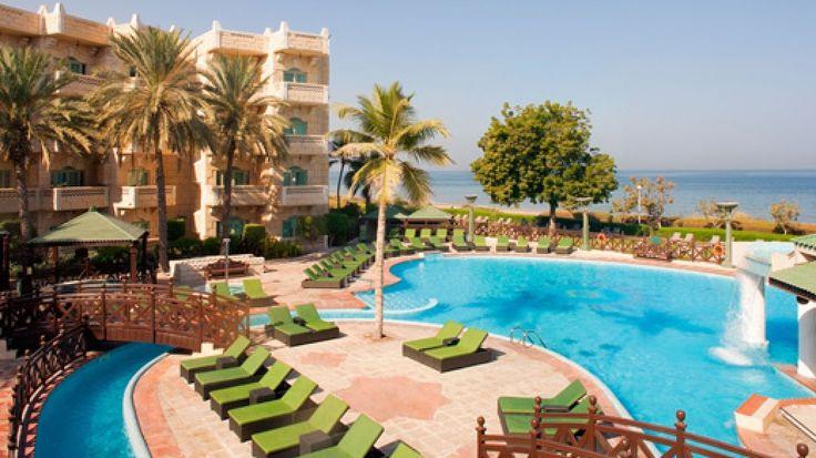 Grand Hyatt Muscat Hotel - Swimming Pool