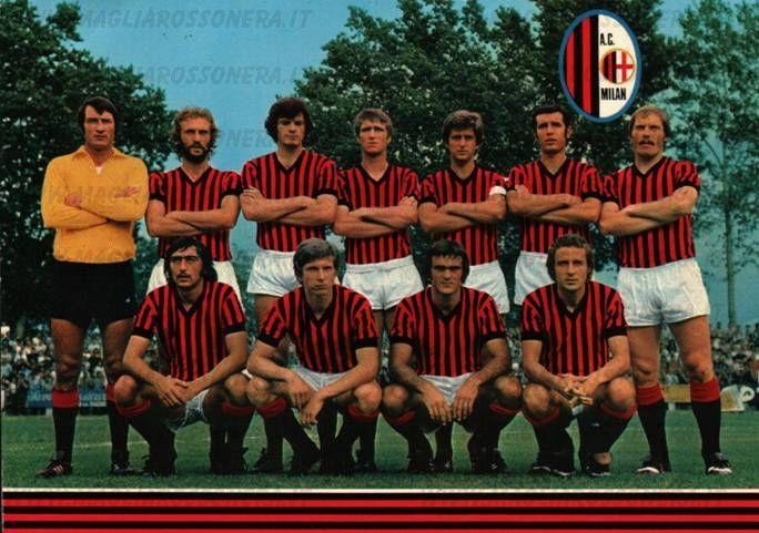 AC MILAN 1974/75
