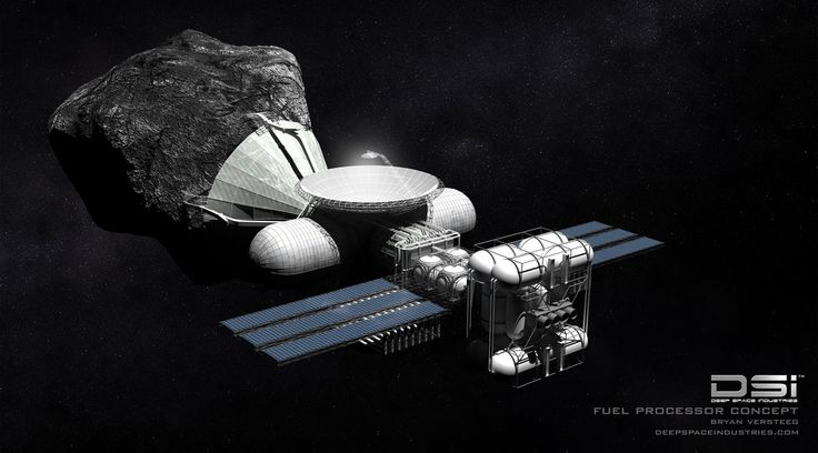 Is asteroid mining legal? Congress wants to make it so. Here's why Congress is discussing a law about asteroid mining vox.com