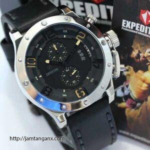 jam tangan expedition E6381 original silver-black