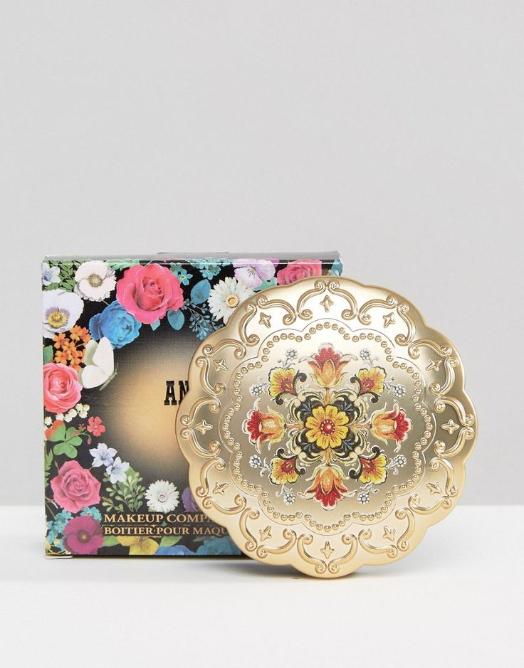 Image 1 ofAnna Sui Make Up Compact Case